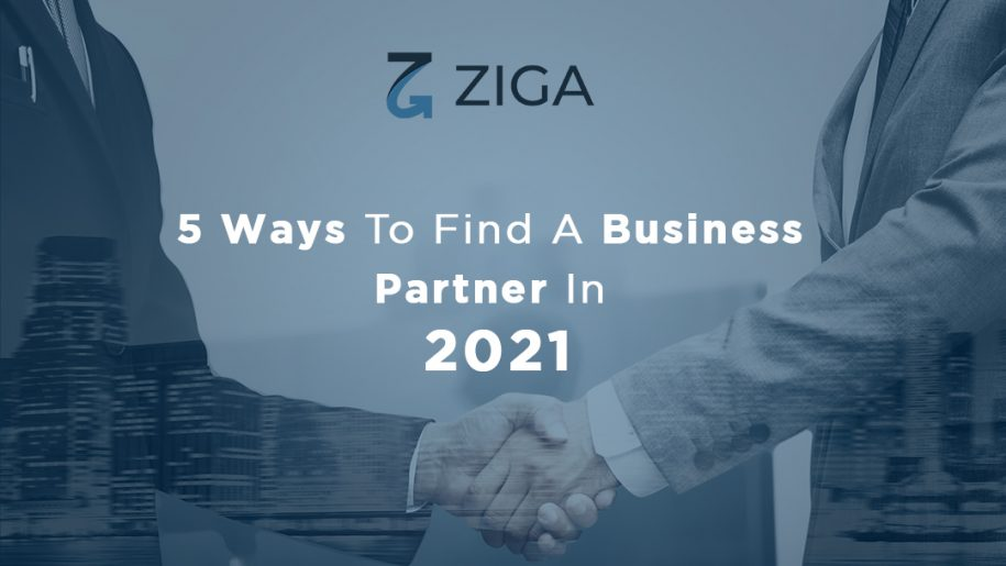 5 Ways To Find A Business Partner In 2021